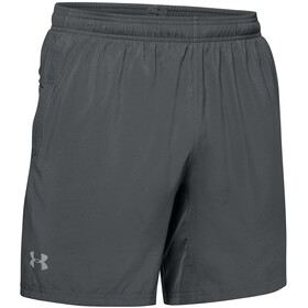 Under Armour Speed Stride 7'' Run Shorts Men, pitch gray-pitch gray